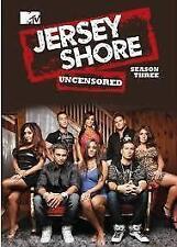 Jersey Shore  Uncensored Season 3(DVD, 4 disc-set)