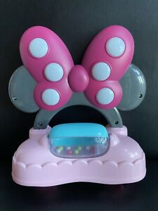 Bright Starts Minnie Mouse Peek A Boo Jumper  Music Lights Toy ~Replacement Part