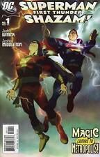 SUPERMAN SHAZAM FIRST THUNDER #1-4 NEAR MINT SET 2005