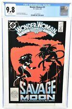 Wonder Woman #31 (1989) CGC Graded 9.8 George Pérez DC Comics