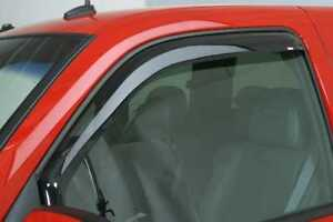 Ford Explorer Sport Trac 2007 - 2010 Wind deflectors In-Channel