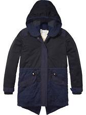 "Scotch & Soda Vandersexxx blauw Parka chaqueta"" 132313"" GR. l Blue azul Nuevo"
