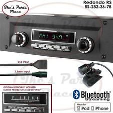 RetroSound Redondo-RS Radio/BlueTooth/iPod/USB/RDS/3.5mm AUX-In 63-67 Dodge Cars