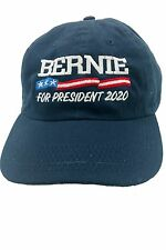 New  Bernie Sanders 2020 Hat Cap DEMOCRATIC Presidential Nominee low profile adj