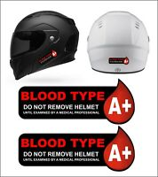 Schuberth Casque Moto Sang Type Autocollant