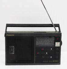 Vintage radio receiver - National Panasonic GX80 Touch Control Kofferradio