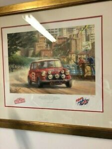Tony Smith - Second Mini Monte, Framed Limited Edition Print - 480/495