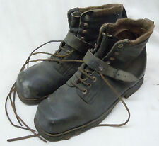 BRODEQUINS WWII GEBIRGSJAGER ALLEMAND CHASSEUR TROUPES DE MONTAGNE ORIGINAL