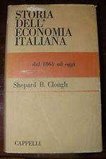 CLOUGH Shepard B., Storia dell'economia italiana dal 1861 ad oggi