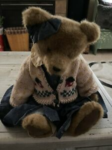"""Boyds Bears Investment Collectibles  17"""""""