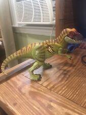 Jurassic Park Battle Growlers 2009 Toys R Us Electronic Tyrannosaurus rex Works