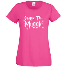 Snuggle This Muggle T Shirt Mens Womens Kids Harry Potter Hermione