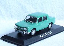 Dacia 1100 grün Blister 1:43 Ixo/Altaya Modellauto