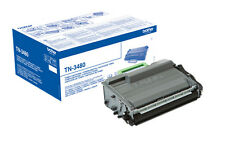Brother Black High Yield Toner TN3480 Page 8000