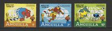 Anguilla 3 timbres neufs Walt Disney Bedknobs & Broomsticks /T3060