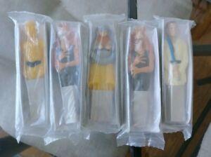 Lot of 5 Star Wars Phantom Menace General Mills Cereal Pens