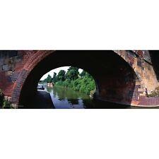 Many Bricks Bridge at Devizes in Wiltshire 1000 piece Jigsaw by John Temple