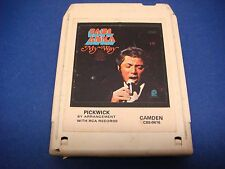 Paul Anka,8 Track Tape, Tested, My Way For Once In My Life I've Gotta Be Me