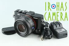 Sony Cyber-Shot DSC-RX1 Digital Camera *JP Language Only* #29983 E5