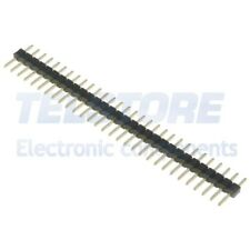 2pcs  Strip line maschio PIN 30 dritto 2mm THT 1x30