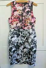 Topshop Pink Summer Dress - Size 10