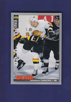 Pavel Bure 1995-96 UPPER DECK Hockey Collector's Choice Players Club #45