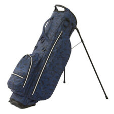 """New Ouul Golf Air Light X Stand / Carry Golf Bag 4-Way 9"""" Top - Choose Color"""