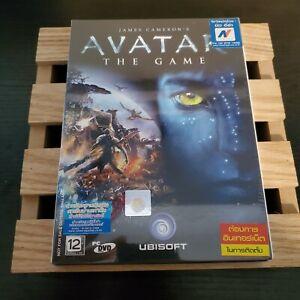PC James Cameron's AVATAR: THE GAME SEALED, Nice Cover Art - RARE! HTF!