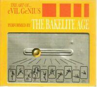 THE ART OF EVIL GENIUS di The Bakelite Age CD Audio