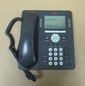 Avaya one-X 9608 Full Duplex PoE IP 8-Line Desktop Office Telephone 700480585