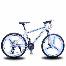 """Hot! 26"""" Full Suspension Mountain Bike 21 Speed Hard frame Bicycle Men or Women"""