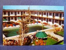 Postcard FL Key Largo The Rod And Reel Motel