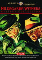 Hildegarde Withers Mystery Collection [New DVD] Manufactured On Demand, Full F
