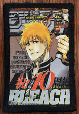 Manga Bleach Morale Patch Anime Tactical Military Tactical Army Flag