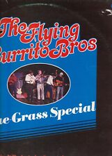 THE FLYING BURRITO BROS	blue-grass special	HOLLAND 1973 EX+  (LP2540)