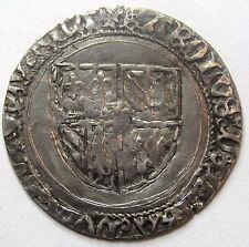 - FLANDRES - Charles le Téméraire - Double Patard - 1468-1474 - Bruges