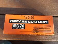 Thk Grease Gun Unit Mg70 New