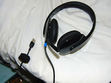 Logitech USB Headset H540 with Mic ZOOM PC Calls and Music - school tested works