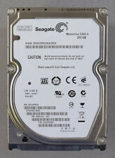 "(Lot of 10) Seagate 250GB 2.5"" SATA Laptop HDD (Mixed Speed)"