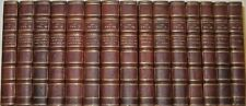 LEATHER Set;WILLIAM SHAKESPEARE'S WORKS!Valpy FIRST EDITION 1832! MINT/RARE/GIFT
