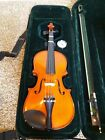 Cremona Violin 1/2 SV-200 Set with Case & Bow for sale