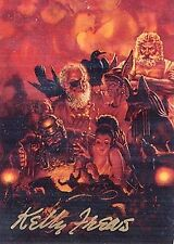 KELLY FREAS TRADING CARD # 3 SIDE BET SIGNED