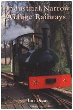 INDUSTRIAL NARROW GAUGE RAILWAYS - NEW PAPERBACK BOOK