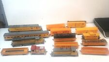 Vintage Lot Union Pacific HO Scale LOCOMOTIVES and rolling stock 1950s-1970s