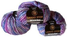 WOOLSILK LANAS STOP Merino Seide FARBVERLAUF 202 Gradient yarn silk merinowool