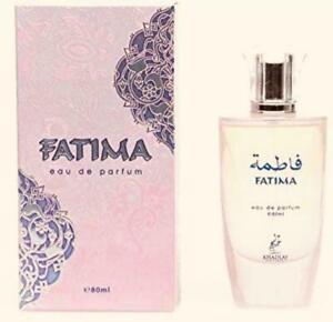 FATIMA Eau De Parfum Spray for Women Scent for Her 80ml by KHADLAJ