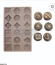 "Re Design Prima  moulds ""CURIO TRINKETS"" New"