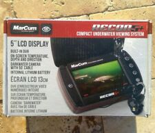 🌟🎈 MarCum RECON 5+ Plus Compact Underwater Viewing System RC5P 5'' LCD 🌟
