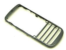 ORIGINALE Nokia Asha 300 FRONT COVER quadro GUSCIO superiore chassis front QUADRO BLACK