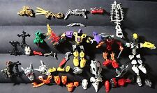 LEGO BIONICLE LOT FOR REPLACEMENT OR MIX AND MATCH PLAY